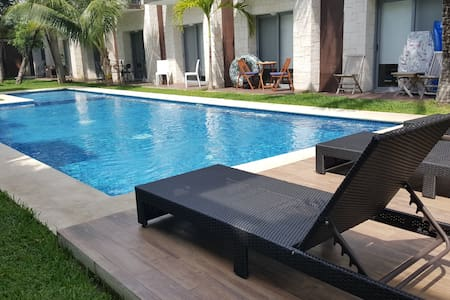 Elegant new Studio Apartment ! - Playa del Carmen - Appartement