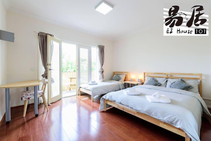 Easy house's 101 易居 in Box Hill CBD