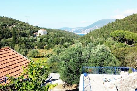 Fiscardo -  Villa Elia - Ψιλιθριας - Villa
