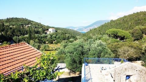 Fiscardo -  Villa Elia