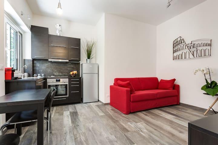 Porta Latina Suite,Luxury ApartmentCenter of Rome - Řím - Byt