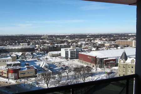 Close to Downtown! Panoramic view of the city! - Winnipeg