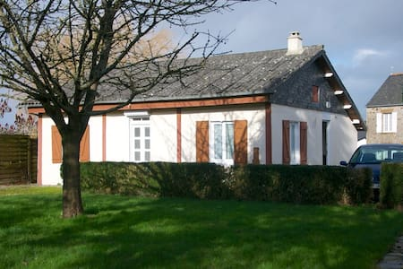 Cottage at 4kms from the Mont Saint Michel - Beauvoir - 独立屋