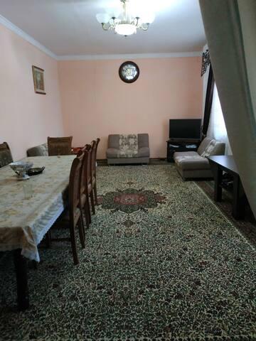 Уютный дом на природе для гостей