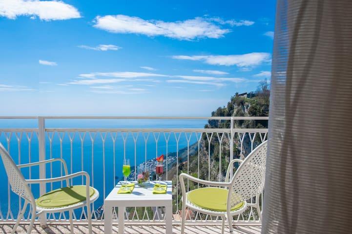 Hotel Le Rocce Alta Costiera Amalfitana