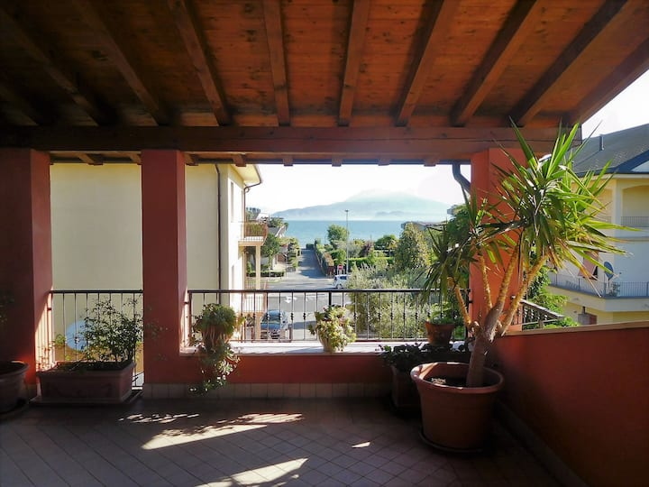 Lakeview Dream: your cozy flat on Garda Lake
