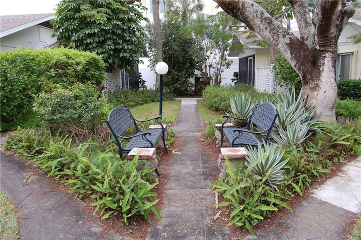 Private Studio on Lido Key - Sarasota - Apartamento