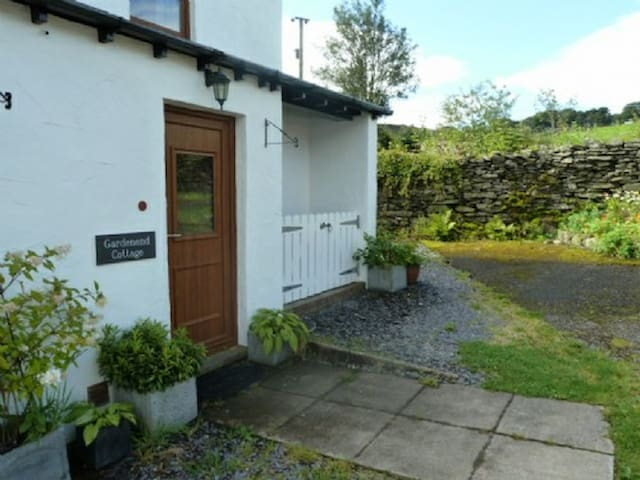 GARDENEND COTTAGE, Staveley, Nr Windermere - Staveley
