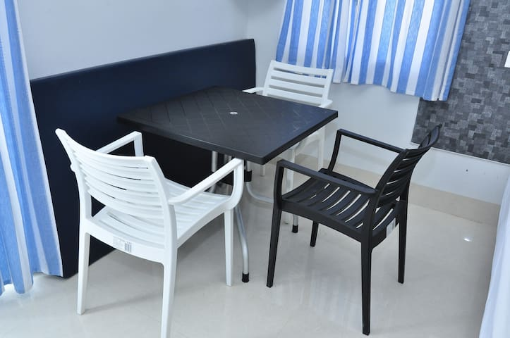 """Quiet Home"" A2- Studio Apartment Pondicherry - Puducherry"