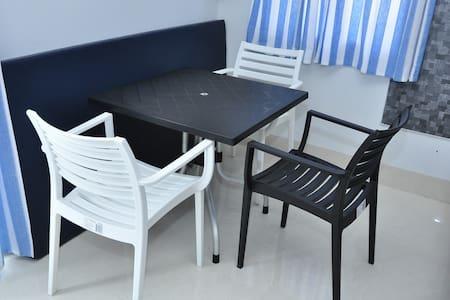 """""""Quiet Home"""" A2- Studio Apartment Pondicherry - Puducherry - Aparthotel"""