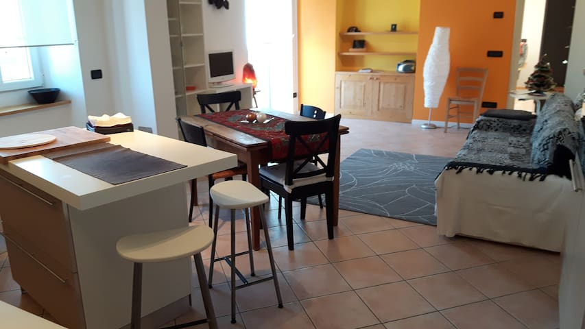 arancio - Susà - Apartment