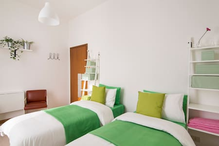 confortebile twins bedroom - Roma - Bed & Breakfast