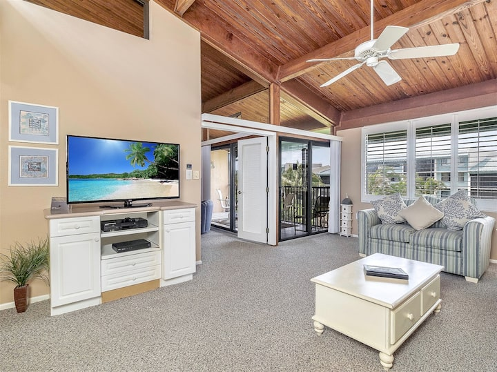 Loggerhead Cay 553 - Partial gulf view, beach side vacation rental condo