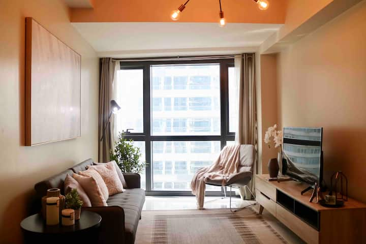 Cozy Spacious BR Unit in Eastwood with WiFi & Netflix