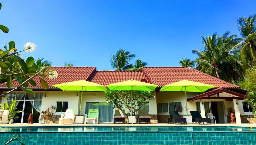 Villa Avalon, Tropical Garden Villa, Private Pool