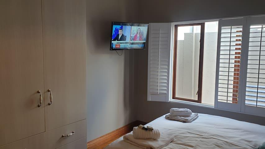 In room televisions- dstv premium boquet