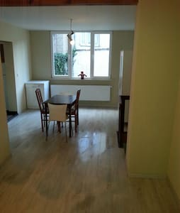 Fully renovated appartment in Brussels (Uccle) - Uccle - Lakás
