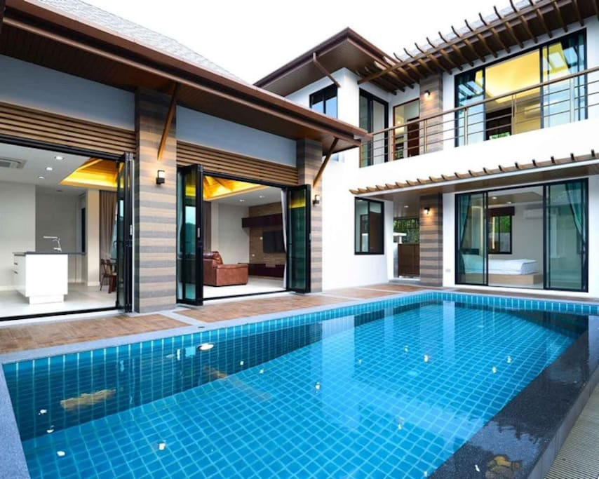 Architect villa