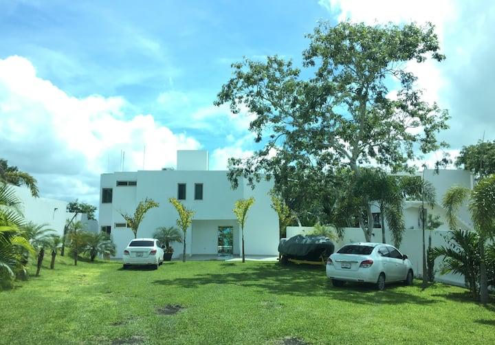 Gena's Bacalar Luxury House