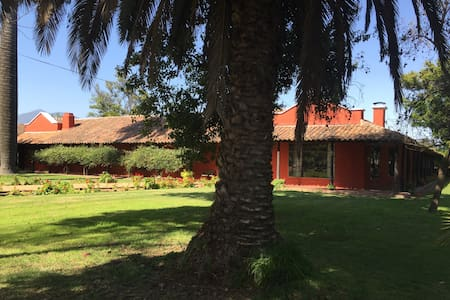Colonial House with wine tour - Talagante - Villa