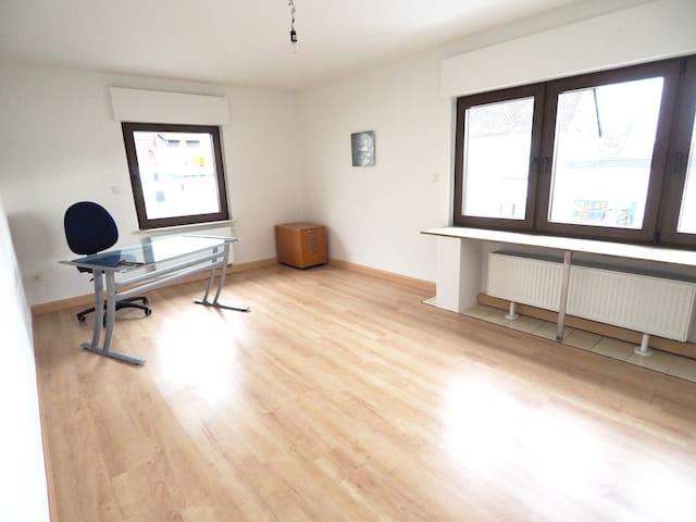Apartment mit Büro bei Koblenz