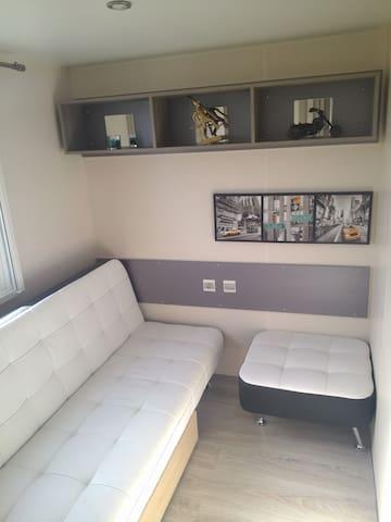 mobil home residence 5 etoiles à louer - Puget-sur-Argens - Apartemen