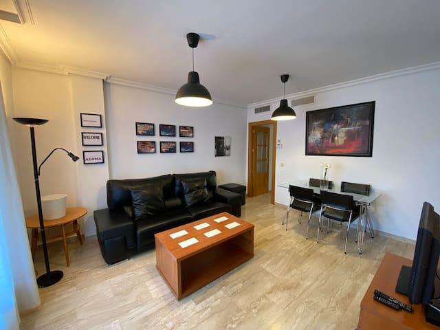 Apartamento LIVING Albacete centro