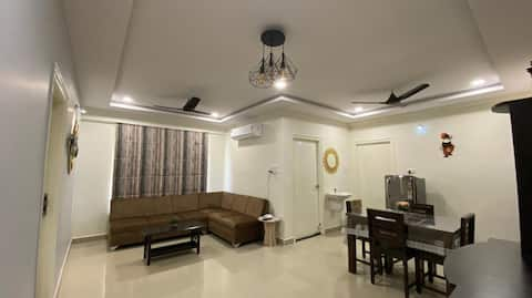 Devi Homes,2BHK Apt Near MVP Signal, Families only