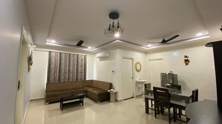 Devi Homes,2BHK Apt Near MVP Signal, Families only