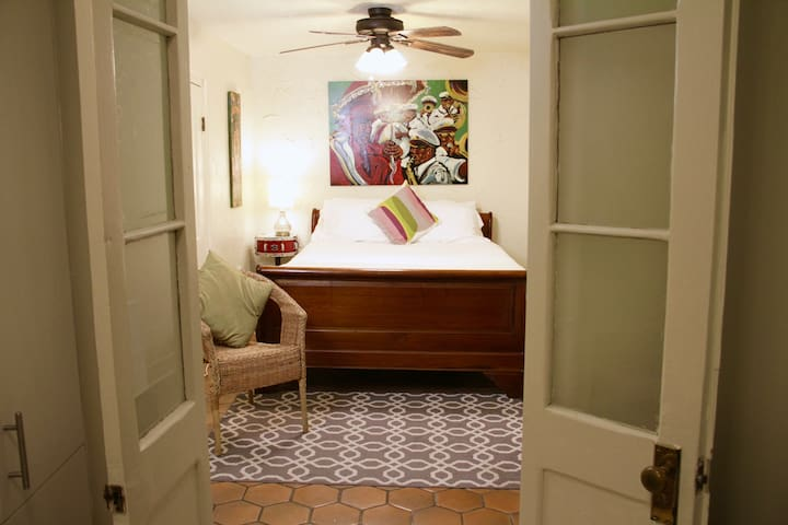 FrenchQuarter Cozy Studio,Courtyard - New Orleans - Lejlighed
