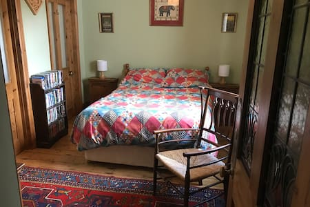 En-suite room in Edwardian house in Ashburton - Ashburton - Dom