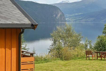 4 star holiday home in Utvik