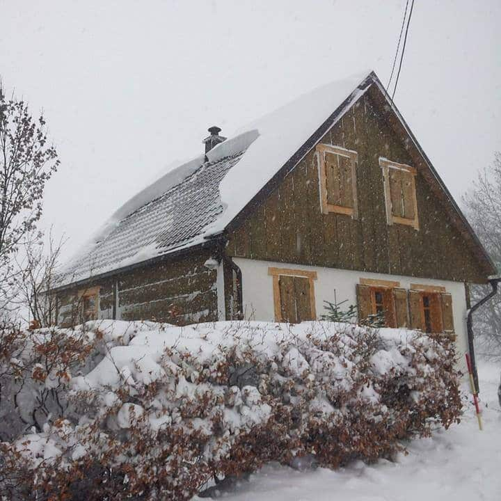 Gorski Kotar- Rural house Margherita 1078 m
