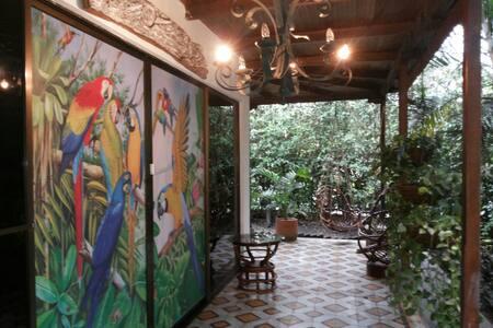 Habitación privada en finca campestre en Cartago