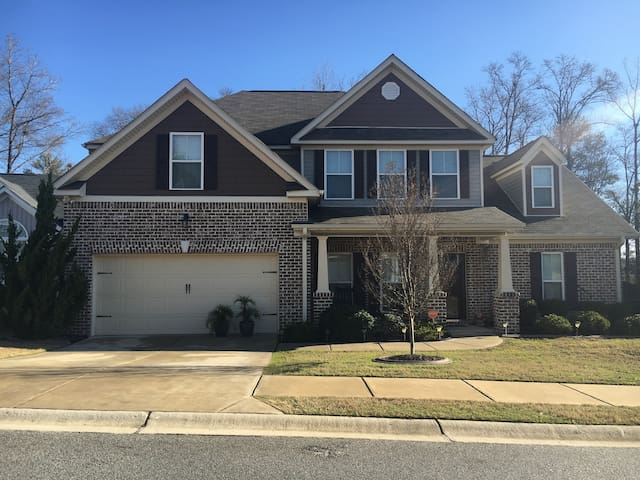 Master's Rental Home 2017 - Grovetown - Ház
