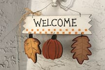 During the Thanksgiving season, and any time of the year, everyone is welcome!
