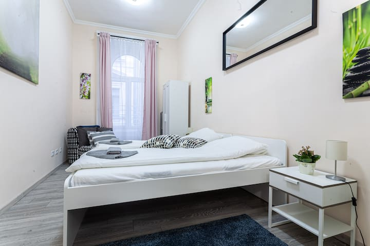 The Vadasz One Bedroom Apartment