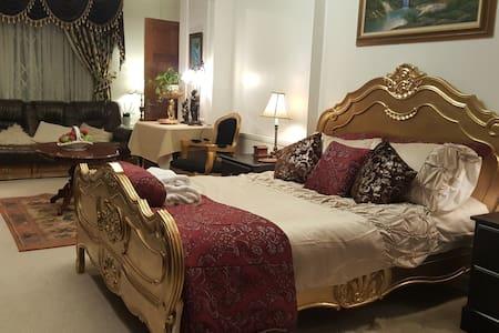 Parkview -Unique Ritzy style house