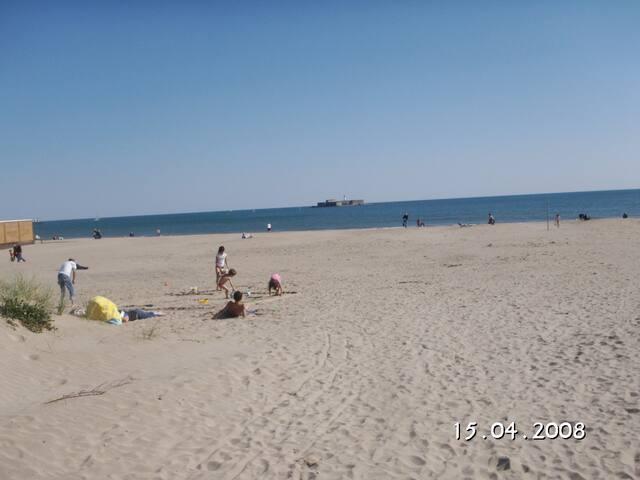 cap d agde grand appart proche plage - Agde - Pis