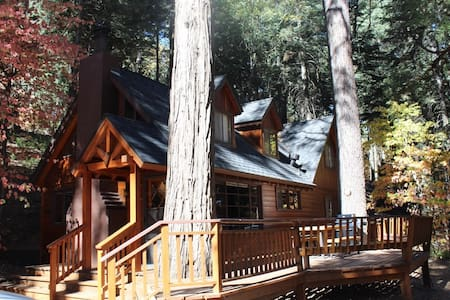Forest Grove-Charming Vintage Cabin - Lake Arrowhead