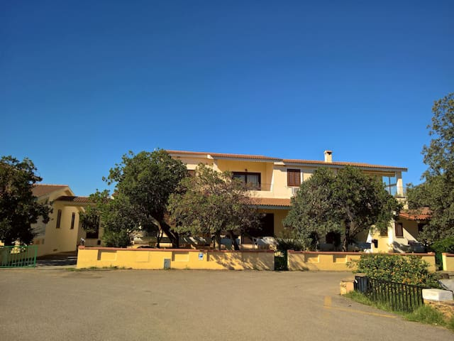 Apartment Residence Le Canne for 4 persons