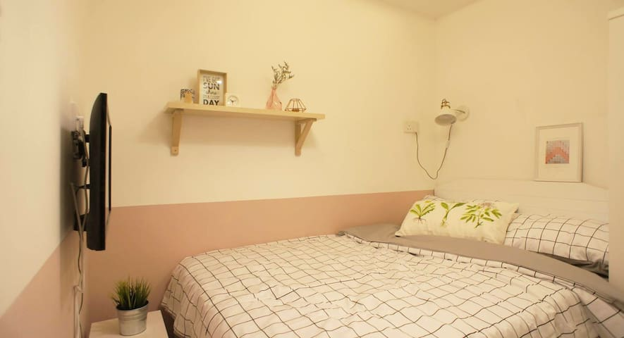 Cozy Suite in Hong Kong Island Wanchai香港島灣仔區温馨套房