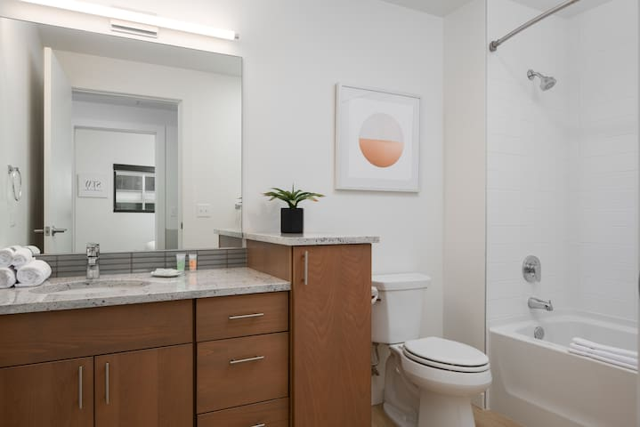 Upscale Two Bedroom at M Apartments