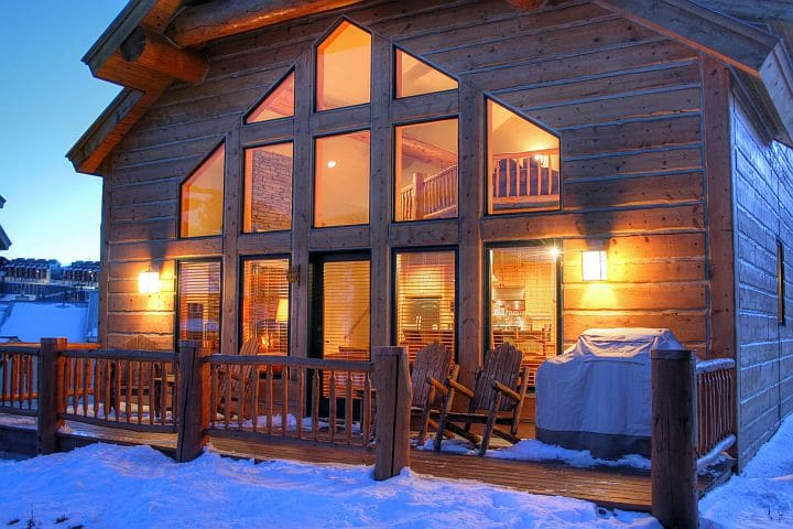 Luxury Home Near Base of Mt. Crested Butte - Crested Butte - บ้าน