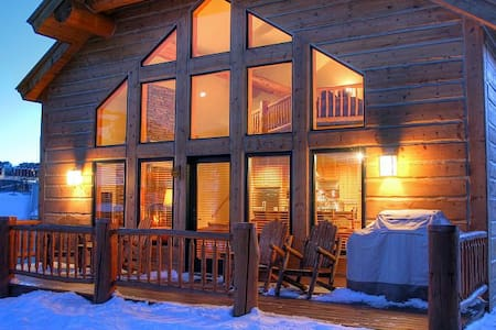 Luxury Home Near Base of Mt. Crested Butte - Crested Butte