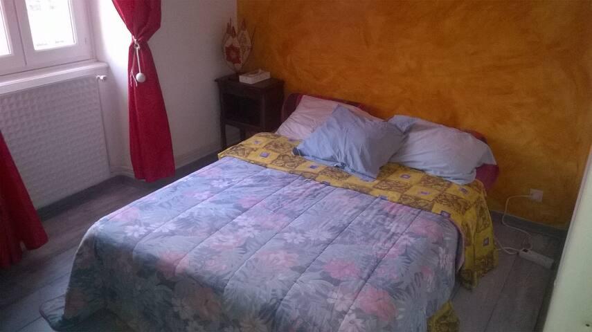 1 chambre à Mâcon centre ville. - Mâcon - Apartment