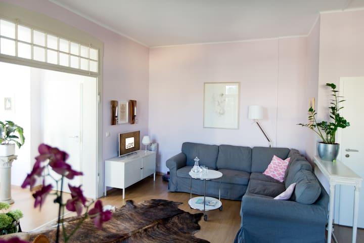 Ferienwohnung in Villa mit Seesicht - Lindau (Bodensee) - Villa