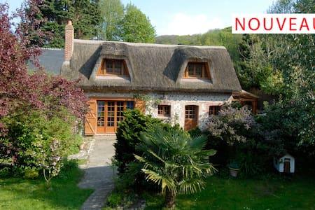 La Villa Flore, Lovely cottage near Etretat & Sea - Saint-Jouin-Bruneval