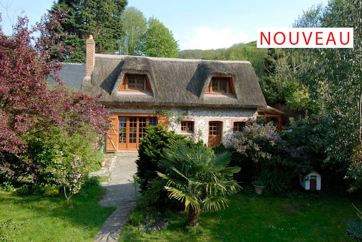 La Villa Flore, Lovely cottage near Etretat & Sea