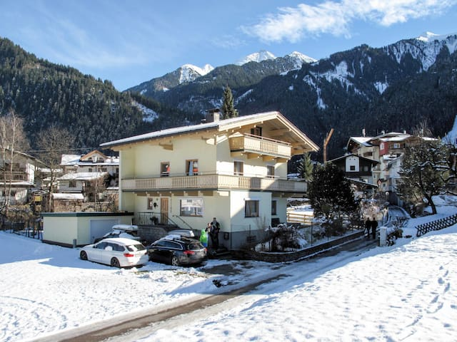 Apartment Haus Eberharter in Mayrhofen
